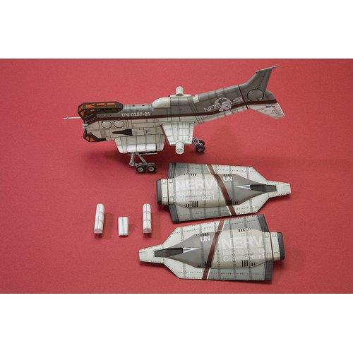 Rebuild Of Evangelion figurine Plastic Model Kit 1/100