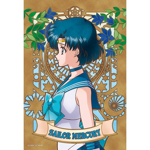 Jigsaw 300Piece Sailor Moon Crystal 300-964 SAILOR MERCURY /