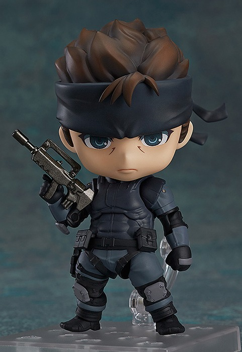 Nendoroid Metal Gear Solid Solid Snake /