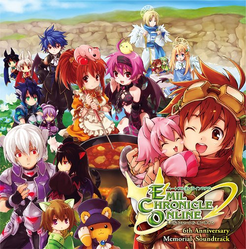 Emile Chronicle Online (Online RPG) 6th Anniversary Soundtrack / Game Music