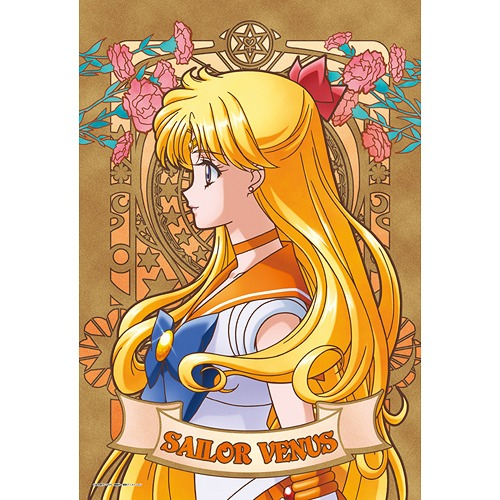 Jigsaw 300Piece Sailor Moon Crystal 300-967 SAILOR VENUS /