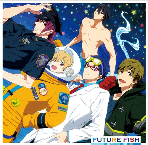 """Free! - Eternal Summer - (Anime"""