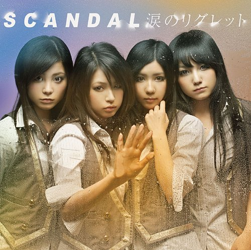 Namida no Regret / SCANDAL