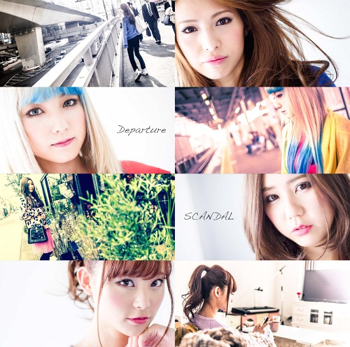 Departure / SCANDAL