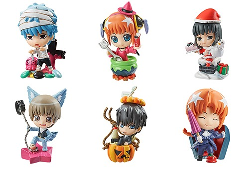 Petit Chara Land Gintama autumn & winter? Psychedelic Party Ver. Box /