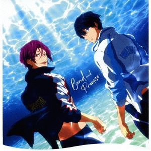 """Theatrical Anime Free! - Timeless Medley -"" Original Soundtrack / Animation Soundtrack (Music by Tatsuya Kato)"