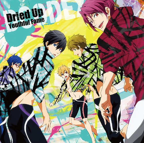 """Free! - Eternal Summer - (Anime"" Intro Theme: Dried Up Youthful Fame / OLDCODEX"