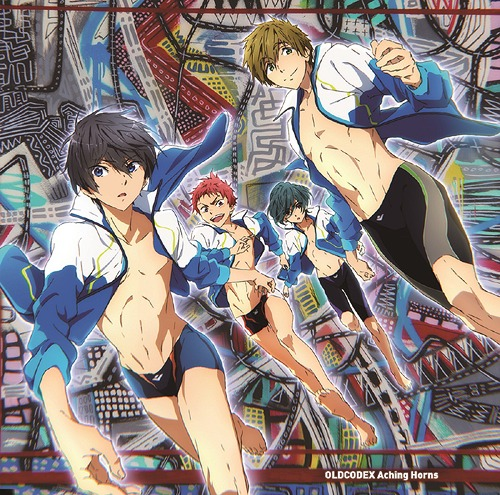 """High Speed! -Free! Starting Days- (Movie)"" Main Theme Song: Title is to be announced / OLDCODEX"