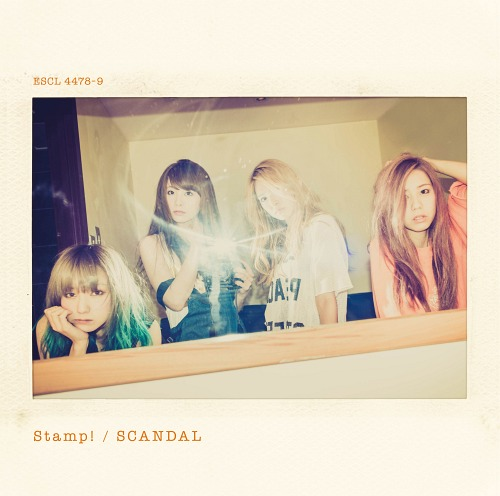 Stamp! / SCANDAL