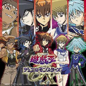 {RS} Singles Opening y Ending Yu-Gi-Oh! GX COCC-16037