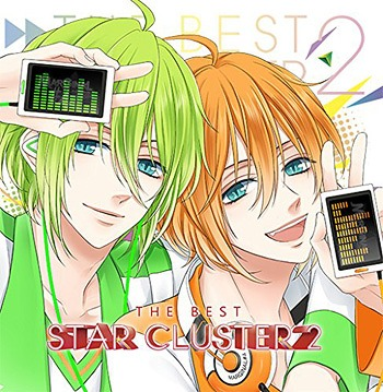 "Marginal#4 The Best ""Starclustar"" (Atomo L R Ver.) / MARGINAL#4"