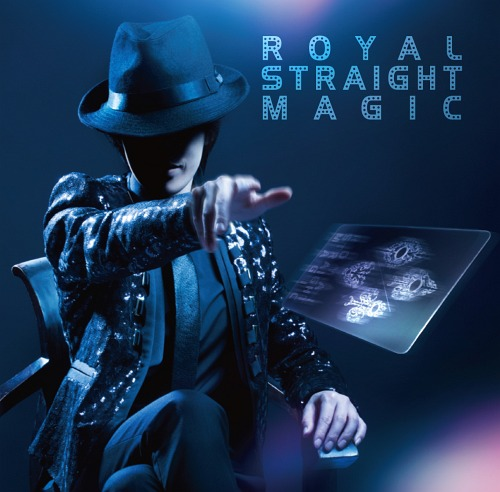 ROYAL STRAIGHT MAGIC / exist trace