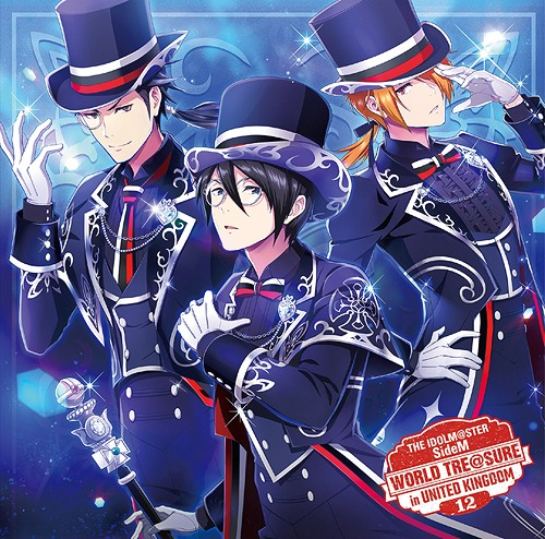 The Idolm@ster (Idolmaster) SideM World Tre@sure / Koru Sakuraba (Yuma Uchida), Genbu Kurono (Toshinari Fukamachi), Kazuki Tsukumo (Tatsuya Tokutake)