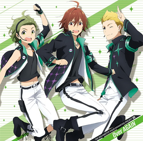 """THE IDOLM@STER (Idolmaster) Side M (Anime)"" THE IDOLM@STER SideM ANIMATION PROJECT / Animation"