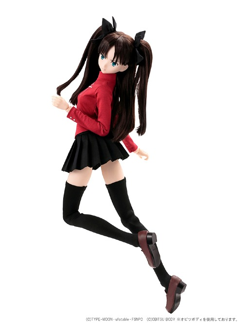 "Hybrid Active Figure ""Fate/stay night UBW"" Rin Tosaka /"