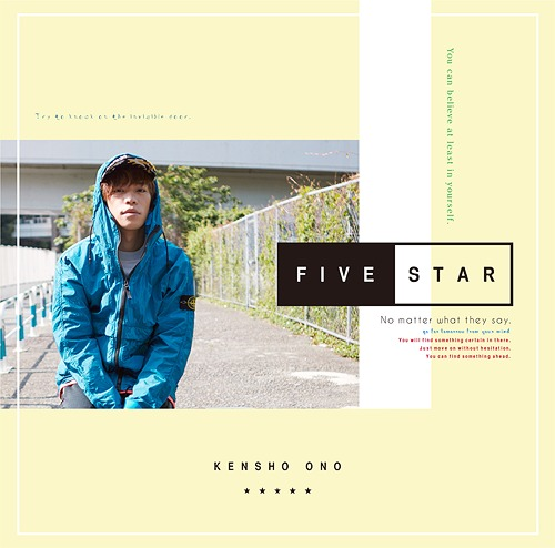 FIVE STAR / Kensho Ono