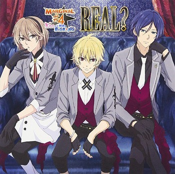 """MARGINAL#4 KISS kara Tsukuru Big Bang (Anime)"" Outro Theme: REAL? / Ko Ko Ro Hi To Tsu / UNICORN Jr. / MARGINAL#4 (L Nomura (KENN))"