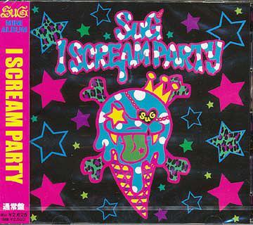 2007.12.19 - I Scream Party [Album] PSIS-1004