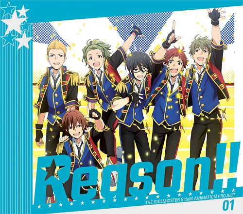 THE IDOLM@STER (Idolmaster) SideM ANIMATION PROJECT / DRAMATIC STARS, Beit, S.E.M, High x Joker, W, Jupiter