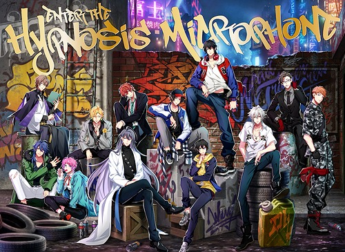 "Hypnosismic -Division Rap Battle- 1st Full Album ""Enter the Hypnosis Microphone"" / Hypnosismic -Division Rap Battle-"