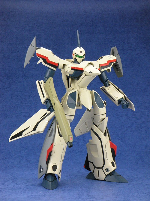 Macross Plus 1/60 Perfect Transform YF-19 with Fast Pack /