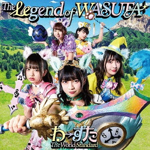 The Legend of WASUTA / Wa-suta