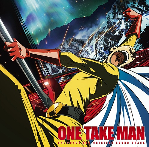 """One Punch Man (TV Anime)"" Original Soundtrack: One Take Man / Animation Soundtrack (Music by Makoto Miyazaki)"