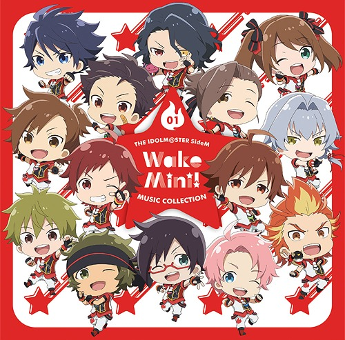 THE IDOLM@STER SideM WakeMini! Music Collection / 315 STARS (Physical Ver.)
