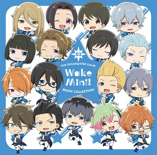 THE IDOLM@STER SideM WakeMini! Music Collection / 315 STARS (Intelli Ver.)
