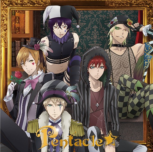 Dance with Devils ED: Mademoiselle / Animation