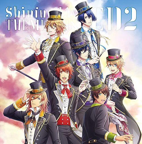 Uta no Prince Sama Shining Live Theme Song CD / Game Music