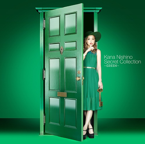 Secret Collection - GREEN - / Kana Nishino