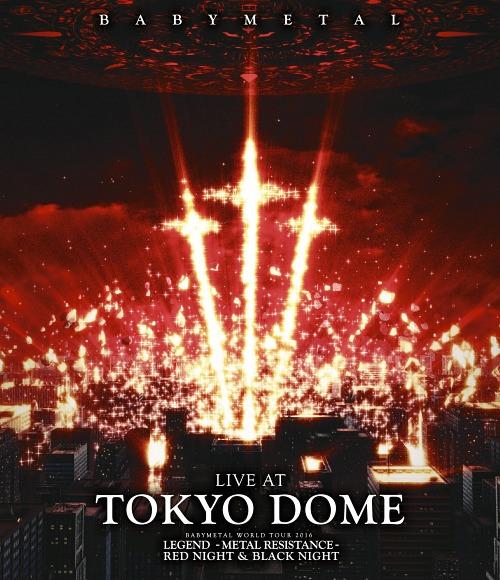 LIVE AT TOKYO DOME / BABYMETAL