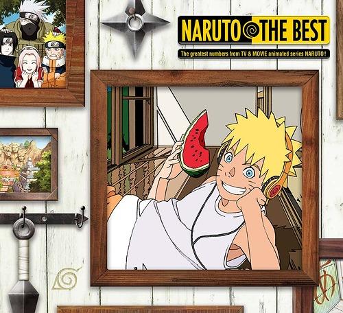 Naruto The Best / V.A.