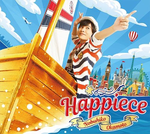 Happiece / Nobuhiko Okamoto