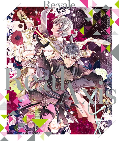 New Album: Title is to be announced / Re:vale