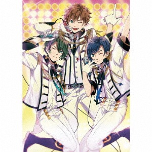 "Kiraboshi Tune ""Hoshikuzu Invitation"" RGB-Trinity / RGB-Trinity [Suo Amane (Yuma Uchida), Yuzuha Amane (Toshiki Masuda), Sota Amane (Yusuke Kobayashi)]"