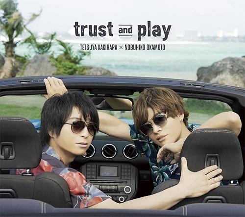 Kakihara Tetsuya x Okamoto Nobuhiko Collaboration Mini Album / Tetsuya Kakihara x Nobuhiko Okamoto