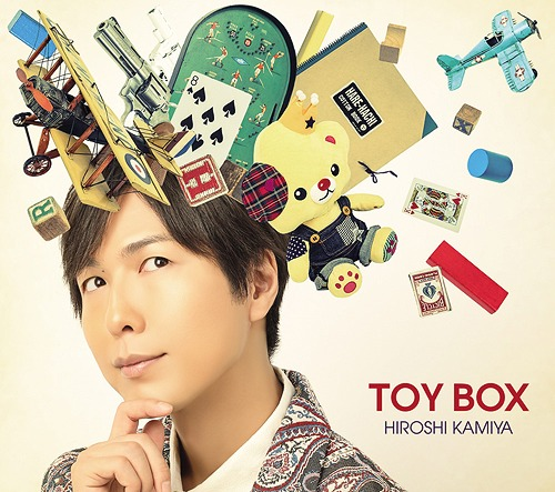 7th Mini-album: Title is to be announced / Hiroshi Kamiya