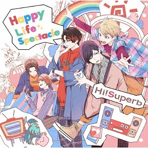 Happy Life Spectacle / Hi!Superb