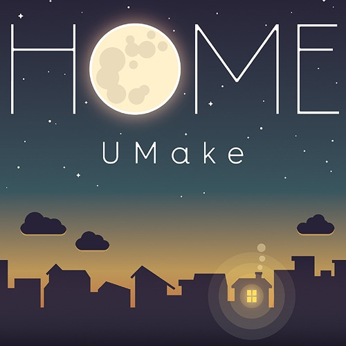 "UMake 2nd Single ""HOME"" / Umake (Kento Ito, Yoshiki Nakajima)"