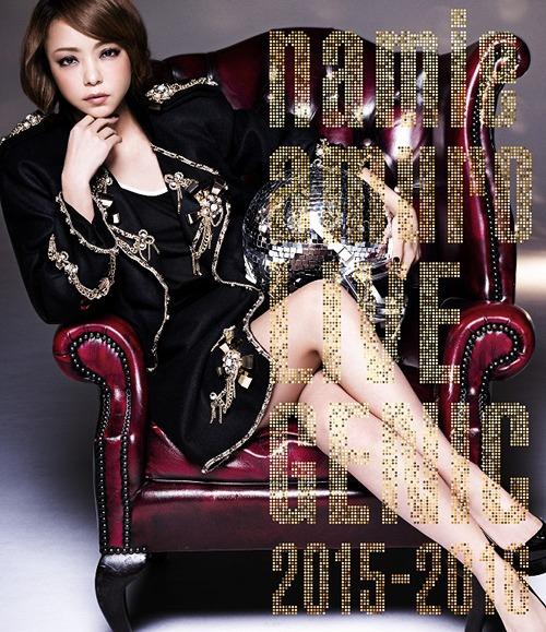 namie amuro LIVEGENIC 2015-2016 / Namie Amuro