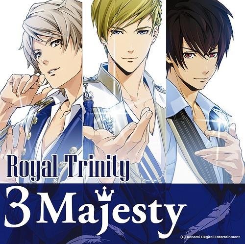 Royal Trinity / 3 Majesty