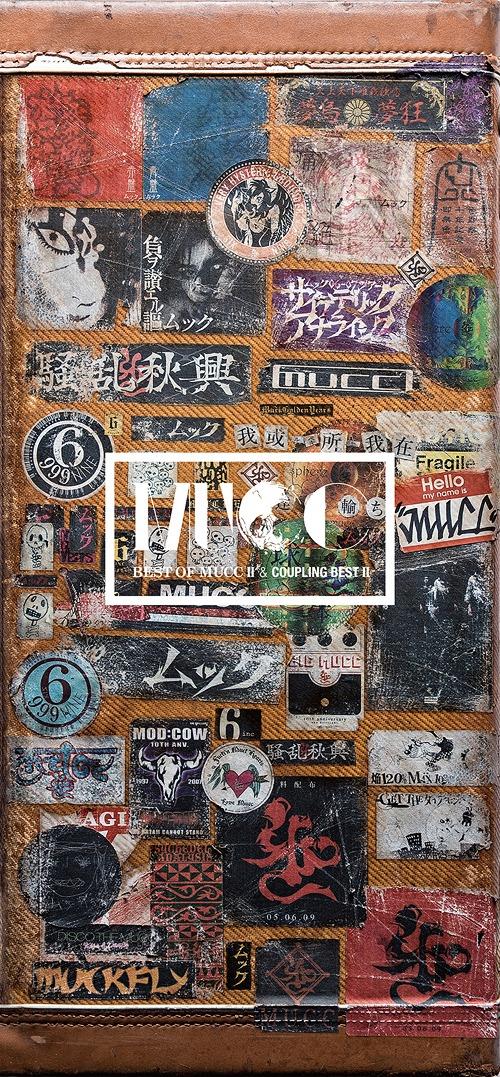 BEST OF MUCC II & COUPLING BEST II / MUCC