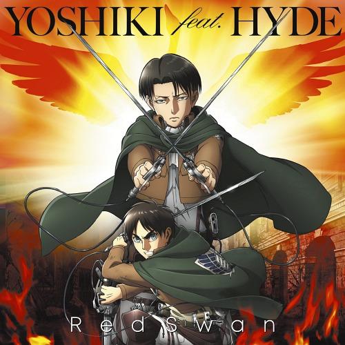 Red Swan / YOSHIKI feat. HYDE
