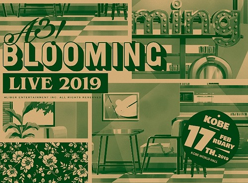 A3! Blooming Live 2019 / V.A.