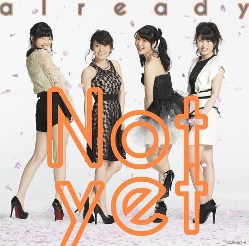 [Album] Not yet - already [2014.04.23] COZP-917