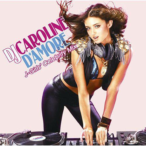 DJ Caroline's J-Girls' Celebrity Mix: EVERYDAY AT THE BUS STOP SICL-219