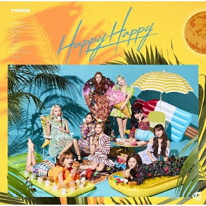 Happy Happy / TWICE