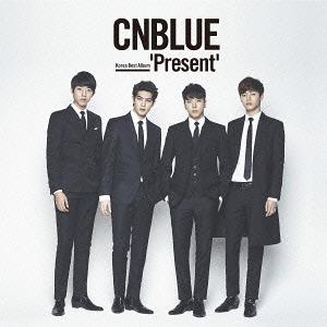 Korea Best Album 'Present' / CNBLUE